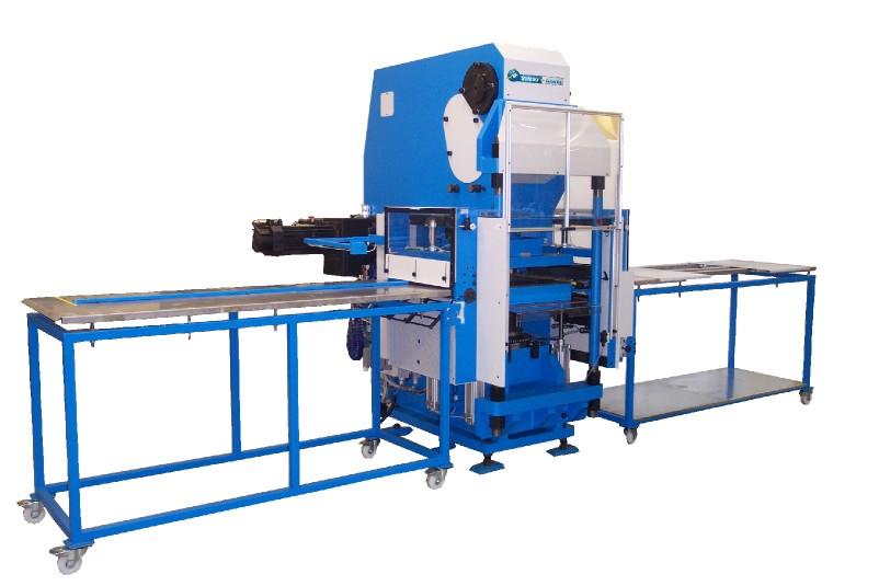 Prensas mecánicas para cortar en continuo – Modelos 110/120/135/150